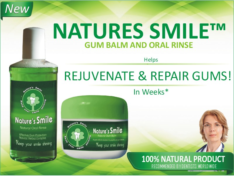 Natural Remedies For Gum Recession